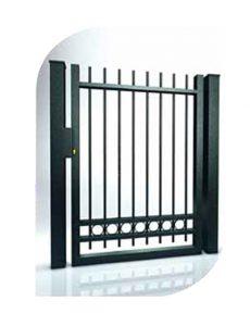 portail remplissage barreaudage 230x300 - Portails