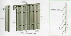 tinos screen verticale 300x152 - Clôture