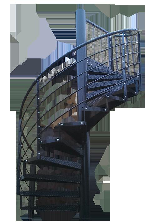 Escalier 1B small - Accueil